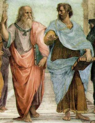 Platão x Aristóteles