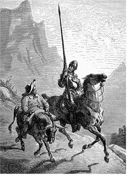 Dom quixote de La Mancha | Miguel de Cervantes