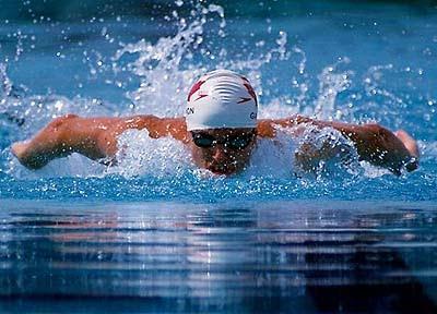 Natação nos Jogos Olímpicos
