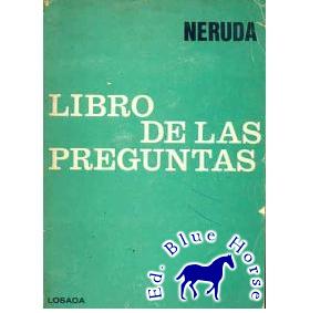 Libro de Las Preguntas | Pablo Neruda