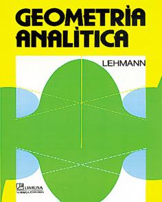 Descargar Geometría Analítica - Charles H. Lehmann 3a. Edición, PDF