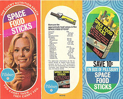 astronaut snacks from the 70s - photo #17