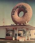 angeles donut los donuts 1960s drive taco pup california signs early giant kelly doughnuts hobo doughnut shops location van nuys