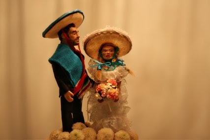 mexican themed wedding cake toppers kuga designs mexican themed wedding 17284