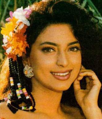 bollywood film actress juhi chawla