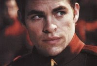 Captain Kirk in Star Trek 3