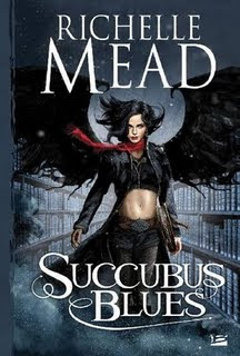 Succubus Blues – Richelle Mead