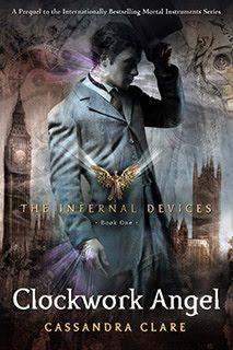 The Clockwork Angel – Cassandra Clare
