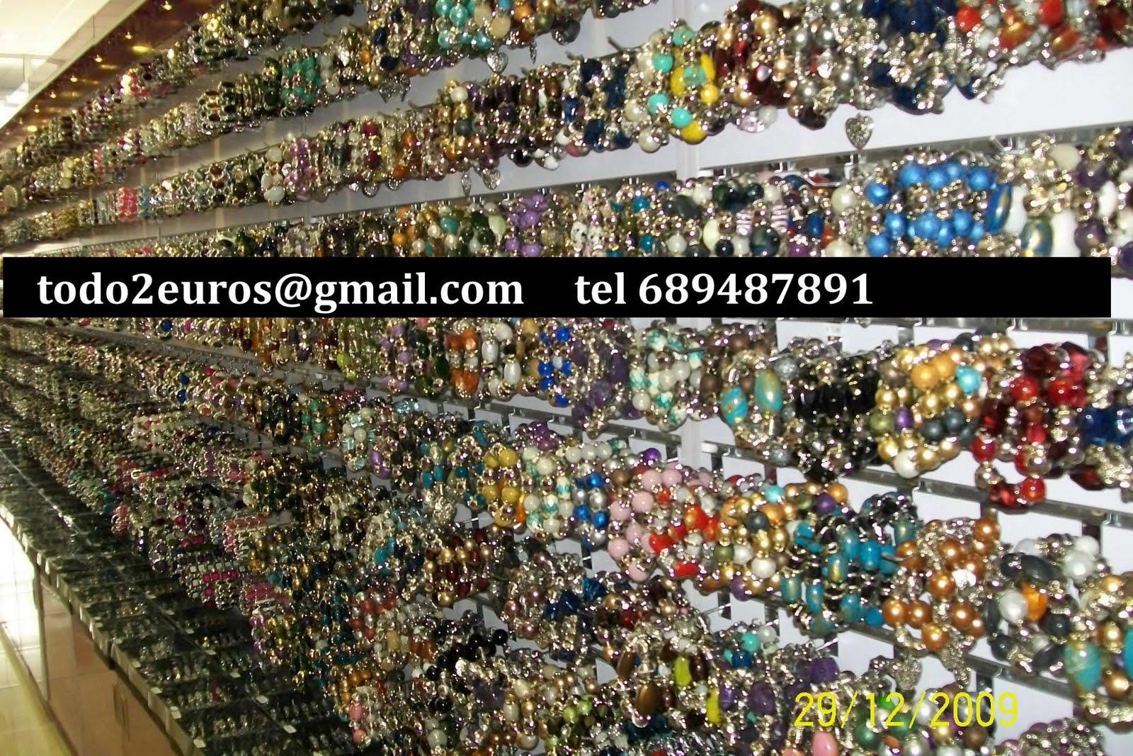 dffce33064a0 tiendas mayoristas todo a 2 euros bisuteria moda y complementos ...