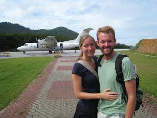 redang island airport