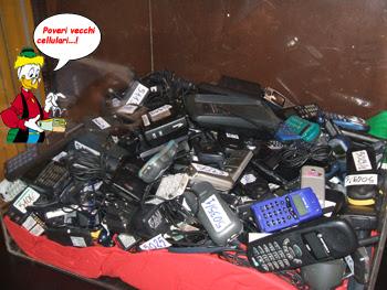 Il cellulare, come sceglierlo pensandolo dalla culla (o meglio dalla Patente)  alla ... tomba 1