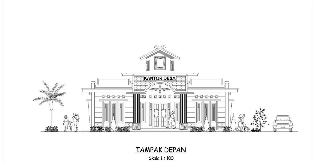 Image Result For Desain Kantor Balai