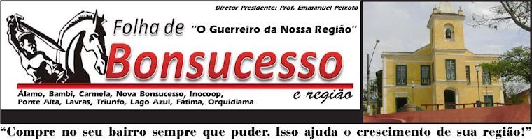 Folha de Bonsucesso