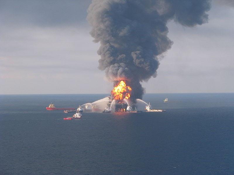 Doc's Green Blog: Deepwater Horizon Fail