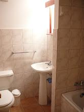 Baño del duplex