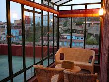 Duplex. Terraza y patio