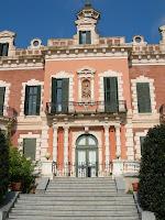 Barcelonatural jardines del palau de les heures for Jardines del palau