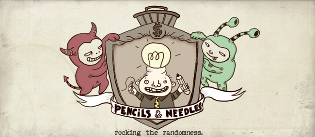 Pencils and Needles