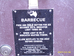 Free gas barbecues in Aussie parks