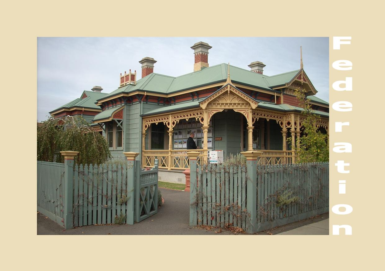 Until The Late 1800s Australia Followed Architectural And Interior Styles Of Europe English Style Was Particularly Popular