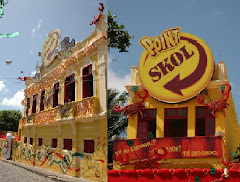 Bar da Skol no carnaval de Olinda