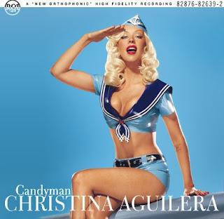 Christina Aguilera - Candyman (Clean Radio Edit)