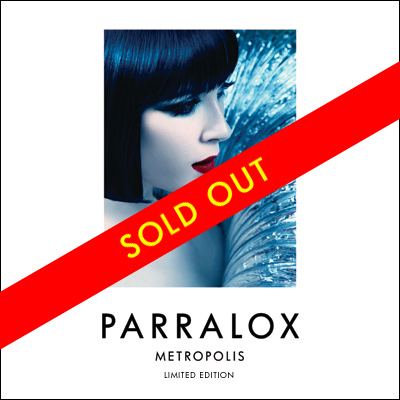 Parralox - Metropolis (Limited Edition) is sold out!