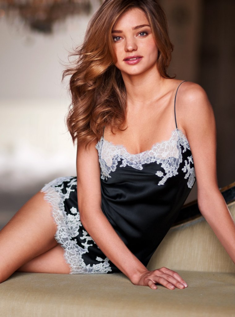 Australian Model Miranda Kerr Victoria S Secret Fall