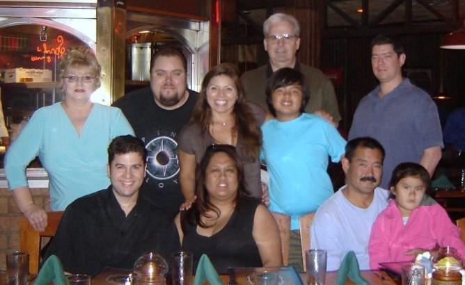 California-Hawaii Family