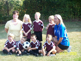 Round Top Soccer Stars!