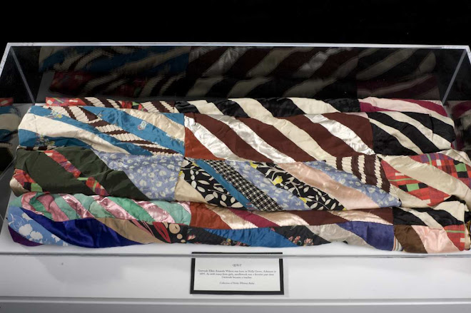 Quilt by Gertrude Whitney