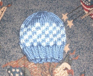 Knitting Up The Road: March 2008