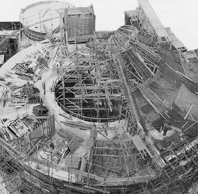 My Architectural Moleskine 174 Wright Guggenheim Museum