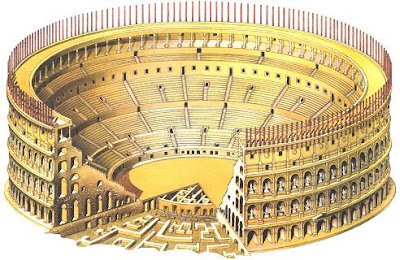 Mi Moleskine Arquitectónico El Coliseo Romano