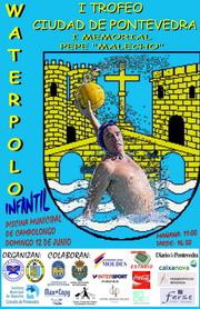 I Trofeo de Waterpolo Ciudad de Pontevedra