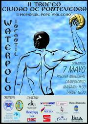 II Trofeo de Waterpolo Ciudad de Pontevedra