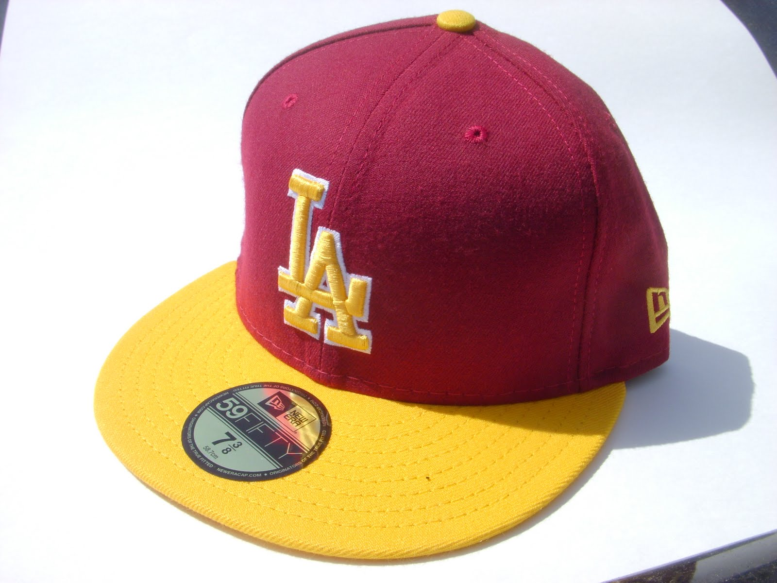 Is it a Dodgers cap or a USC hat  or both  This New Era ... 4c1a58c14b2