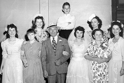 John Peter and Katherine's Family