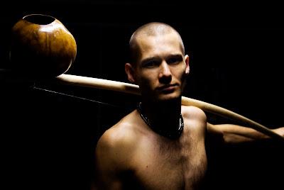 MDK 6284adj - Portrait of the Capoeirista - Jonek