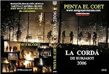 CARATULA VIDEO OFICIAL DE TODOS LOS ACTOS REALIZADOS POR LA PENAYA EL COET DE BURJASSOT 2006