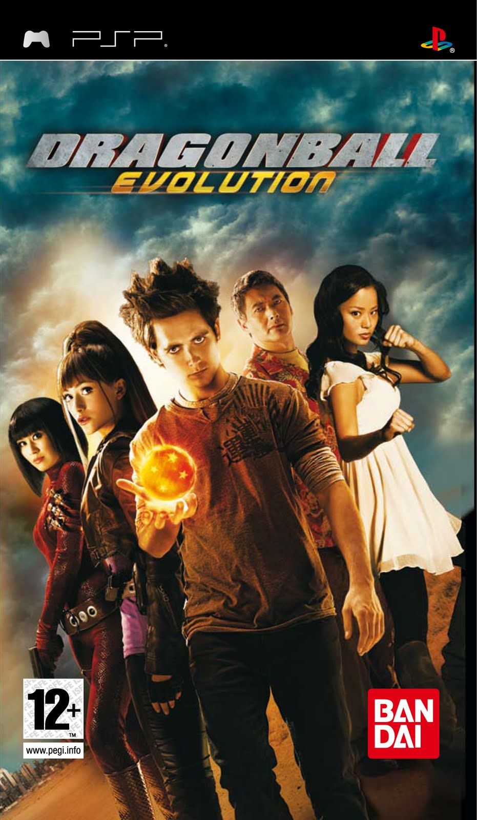 Download Dragon Ball Evolution PSP [CSO/ISO]