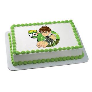 torta1 ben10 festeja tu cumpleaños con ben10 !!!!! para niños