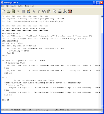 Berlin Brown and Software Development: Win32 one instance