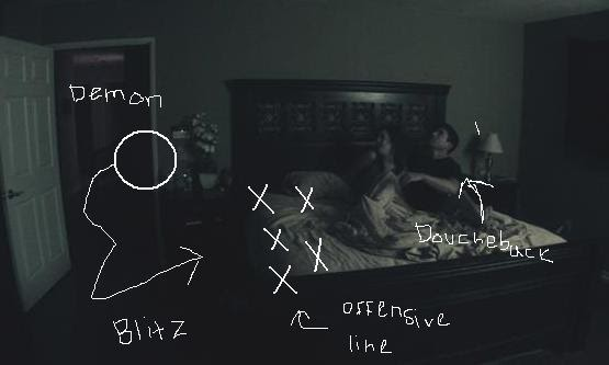 paranormal activity 2 demon - photo #24