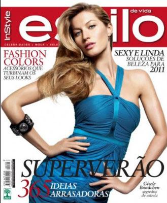 ce0817e5b6 Para quem adooora olhar o que está rolando nas principais revistas de moda