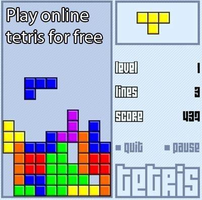 Free Tetris