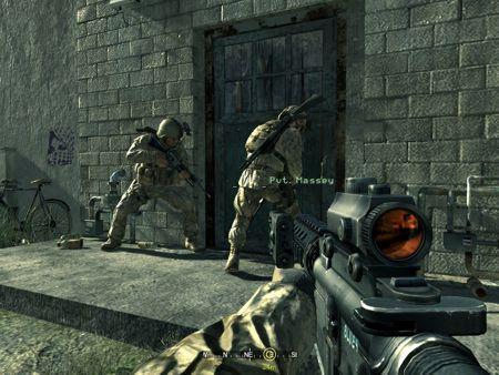 Shooting Games Line