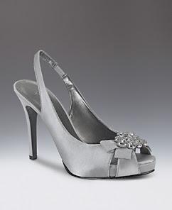 Wedding Shoes Gunmetal Pewter And Bronze