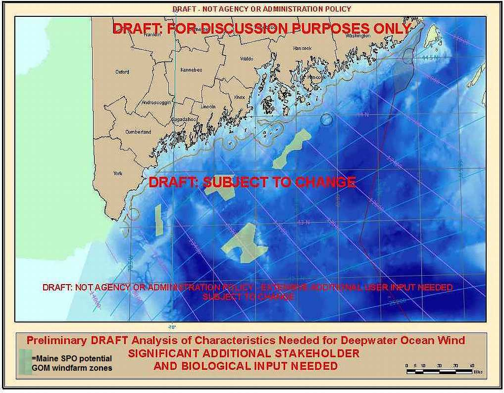 us mid atlantic and new england coasts smart from the start risks leaving many environmental issues that could affect the future of maine fisheries