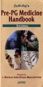 Zulfi Raj's Pre PG Medicine Handbook - Bruno - Jaypee Brothers